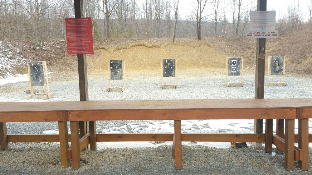 Pistol Amp Rifle Range Information Ontelaunee Rod Amp Gun Clubontelaunee Rod Amp Gun Club