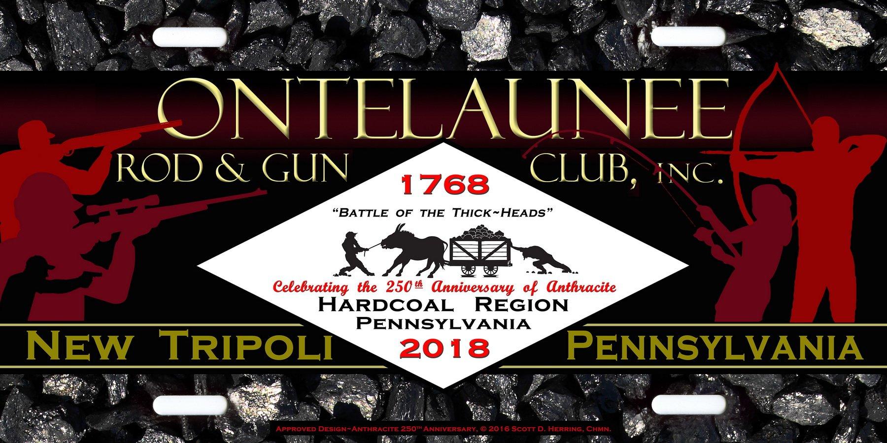 Collector Plate Jr. Archery Fund Raiser - Ontelaunee Rod & Gun ...
